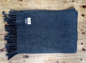 Acne Studios Woolen Scarf multicolored wool