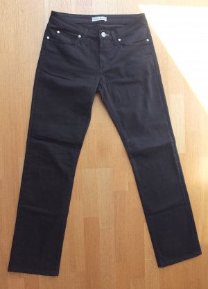 "Acne Denim Jeans straight ""HEP"" Gr.30/32 Black"