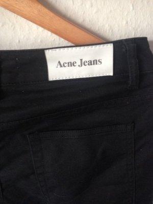 Acne Hex Jeans schwarz 30 32