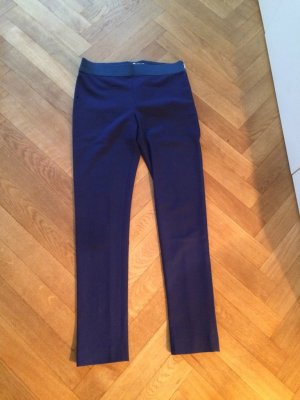 Acne High Waist Hose royalblau Gr. 38 top Zustand
