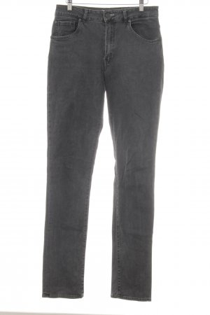 Acne High Waist Jeans schwarz Casual-Look
