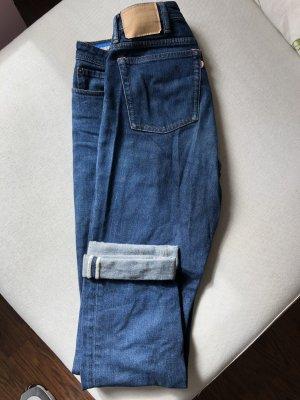Acne Pantalone cinque tasche multicolore