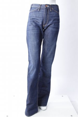 Acne Jeans Bootcout Jeans blau