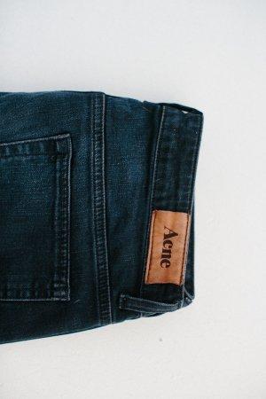 Acne Jeans dunkelblau 31/34