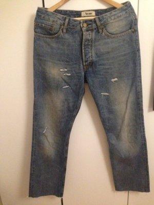Acne Jeans Generic Girl On Demand Boyfriend Jeans