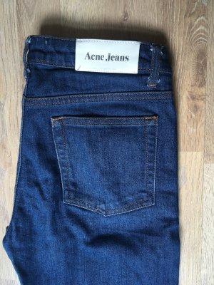 Acne Skinny Jeans blue-dark blue