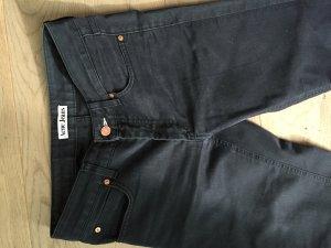 Acne Jeans gr 28 schwarz