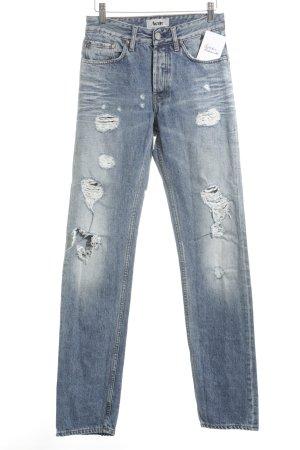 Acne Jeans azzurro stile jeans
