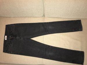 Acne Jeans talpa-nero