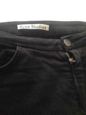 ACNE Jeans S schwarz