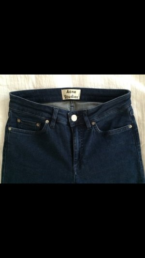 Acne Jeans Skin 5 Pistol Blue 24/32