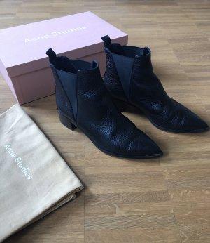 Acne Chelsea Boot noir