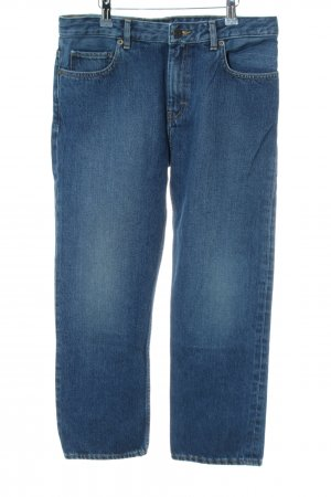 Acne Carrot Jeans blue casual look