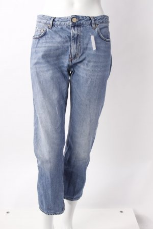 Acne Karottenjeans helle Waschung