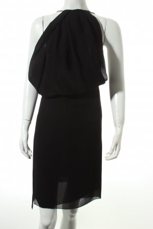 Acne Kleid schwarz Eleganz-Look