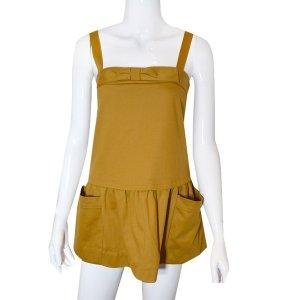 Acne Kleid, Sommerkleid, Senf, Gr. S