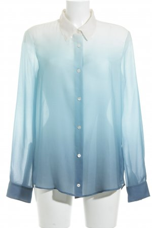 Acne Langarm-Bluse Farbverlauf Business-Look