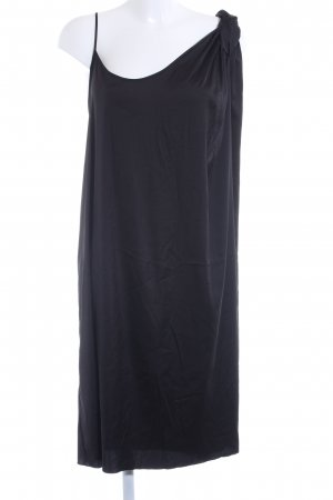 Acne Midi Dress black elegant
