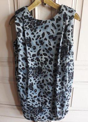 Acne Mini Dress multicolored polyester