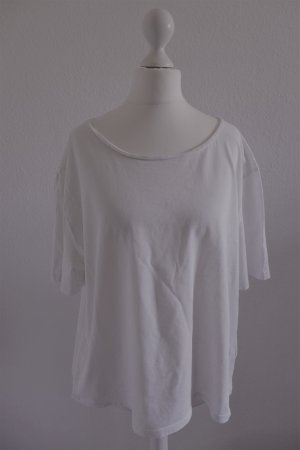 ACNE Oversize Blogger T Shirt weiß Gr. S top