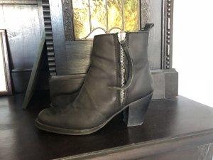 Acne Low boot noir