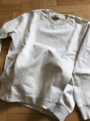 Acne Crewneck Sweater cream