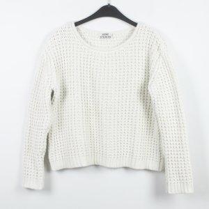 Acne Maglione lavorato a maglia beige chiaro Cotone