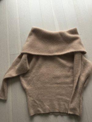 Acne Pullover Mohair in nude neu