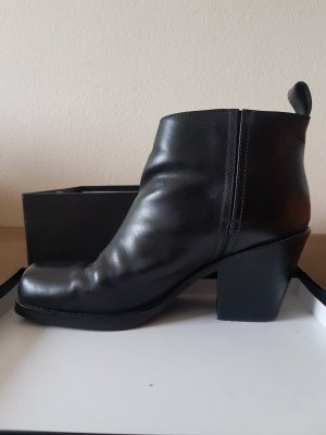 Acne Bottines noir