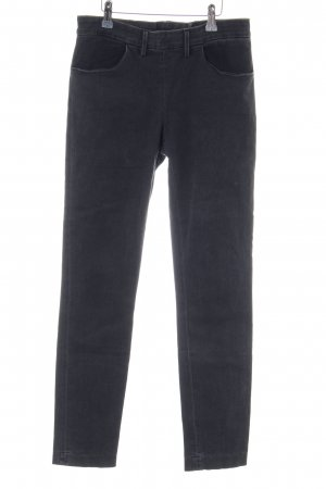 Acne Skinny Jeans black casual look