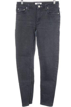 Acne Jeans skinny bleu foncé style décontracté
