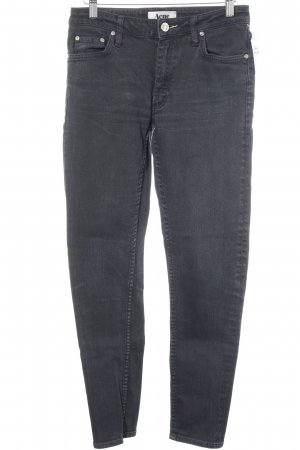 Acne Skinny Jeans dunkelblau Casual-Look