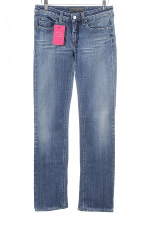 Acne Slim Jeans blau Casual-Look