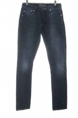 Acne Slim Jeans graublau Casual-Look