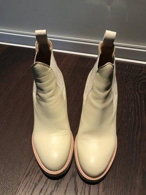 Acne Star Boots Stiefeletten 37 Neu