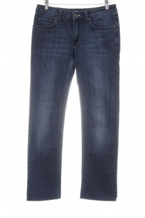"Acne Straight-Leg Jeans ""Hep Blue Lake"" dunkelblau"