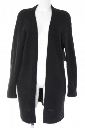 Acne Strick Cardigan schwarz Casual-Look