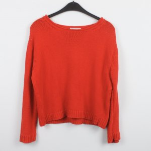 ACNE Strickpullover Gr. XS orange