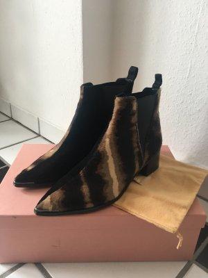 Acne Boots multicolored