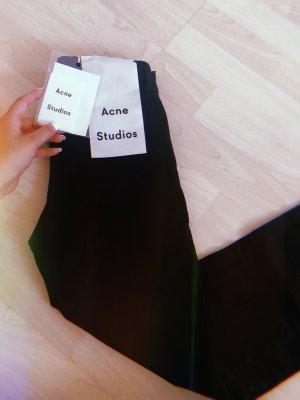 Acne Skinny Jeans black