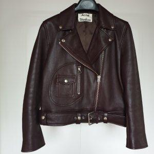 Acne Studios Boxy Leather Jacket