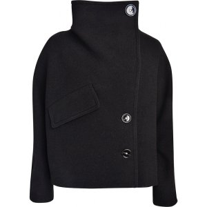 Acne Studios Chessa Boiled in Schwarz, Jacke, Coat Gr. 38!Neu!