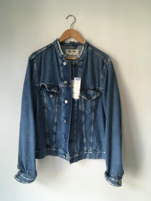 Acne Studios Distressed Denim Jacket Jeansjacke Gr. S M NEU