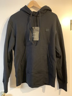 Acne Hooded Sweater black