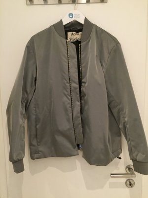 Acne Studios Bomber Jacket multicolored nylon