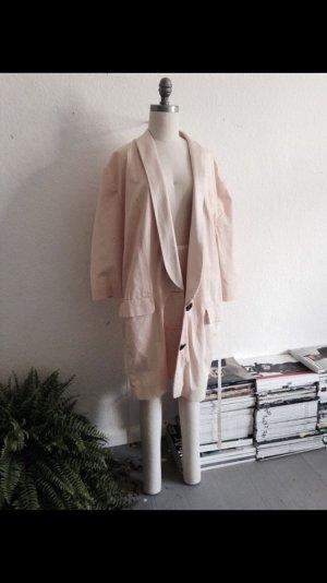Acne Manteau mi-saison rosé
