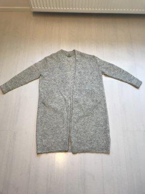 Acne Cardigan in maglia grigio chiaro-grigio