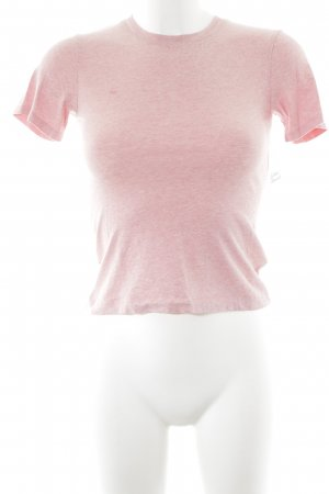 Acne T-Shirt lachs College-Look