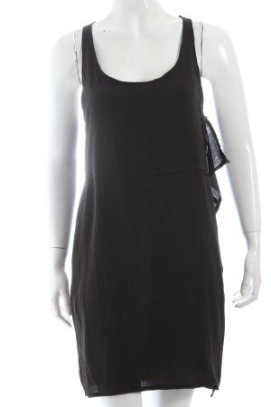 Acne Trägerkleid schwarz schlichter Stil