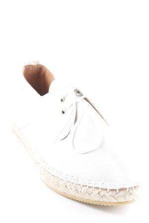 Act. Espadrille sandalen babyblauw casual uitstraling